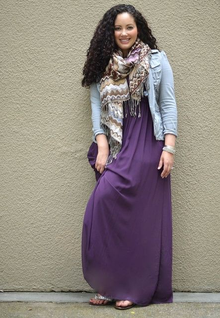 Purple maxi dress outfit, Bridesmaid dress
