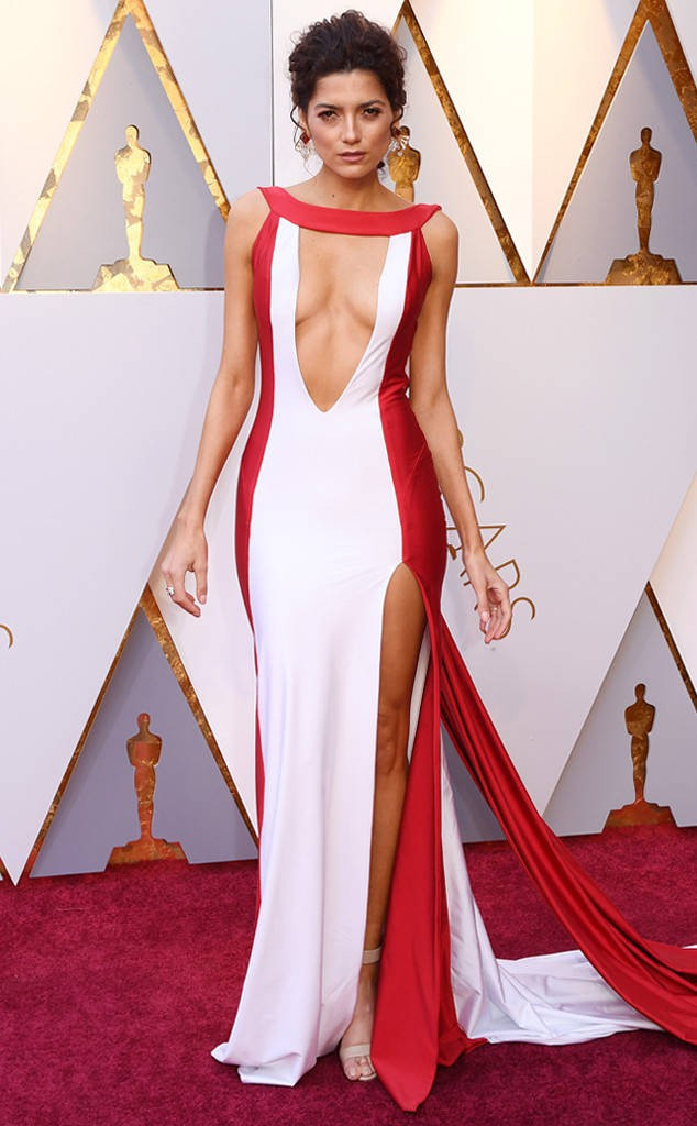 BLANCA BLANCO at the 2018 Oscars, Red Carpet Dresses