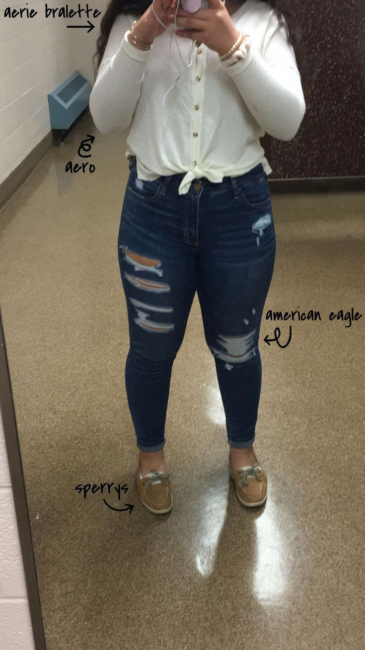 Jeans Cute Outfit Ideas For School  Cool Back To School Outfits
