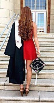 Wonderful  Dress For School Graduation