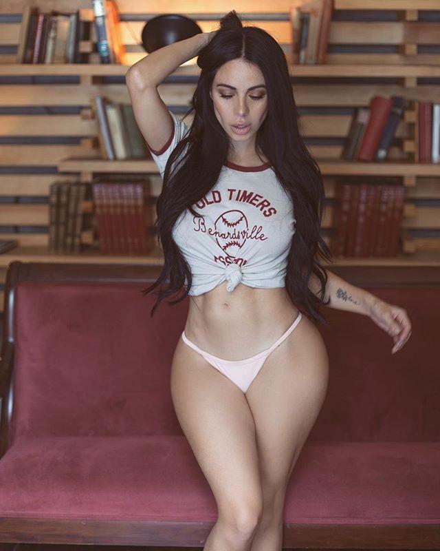 Jimena Sanchez Hottest Instagram Pictures