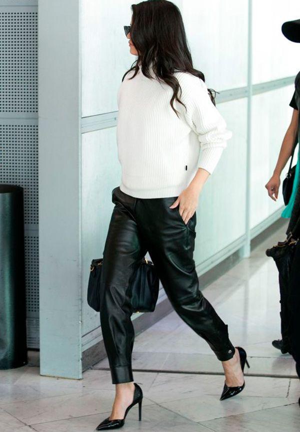 Street Style Jogger Pant Fashion