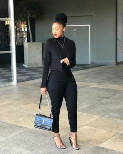 Get these daily boujee office outfit, Casual wear