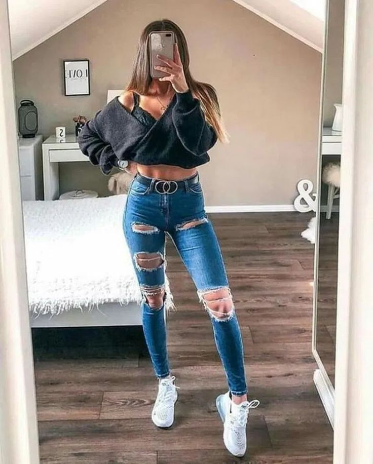 Just try these perfect school outfits 2019, Casual wear