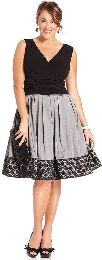 Night Out Clubbing Outfits For Plus Size