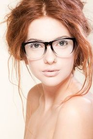 Fashion ideas for glasses trend women, Rimless eyeglasses
