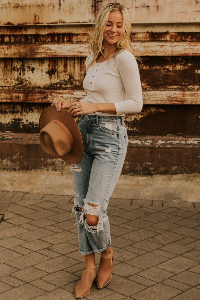 Stylish Comfortable Outfits For Spring