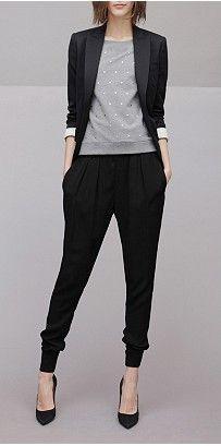 Stella mccartney black pants