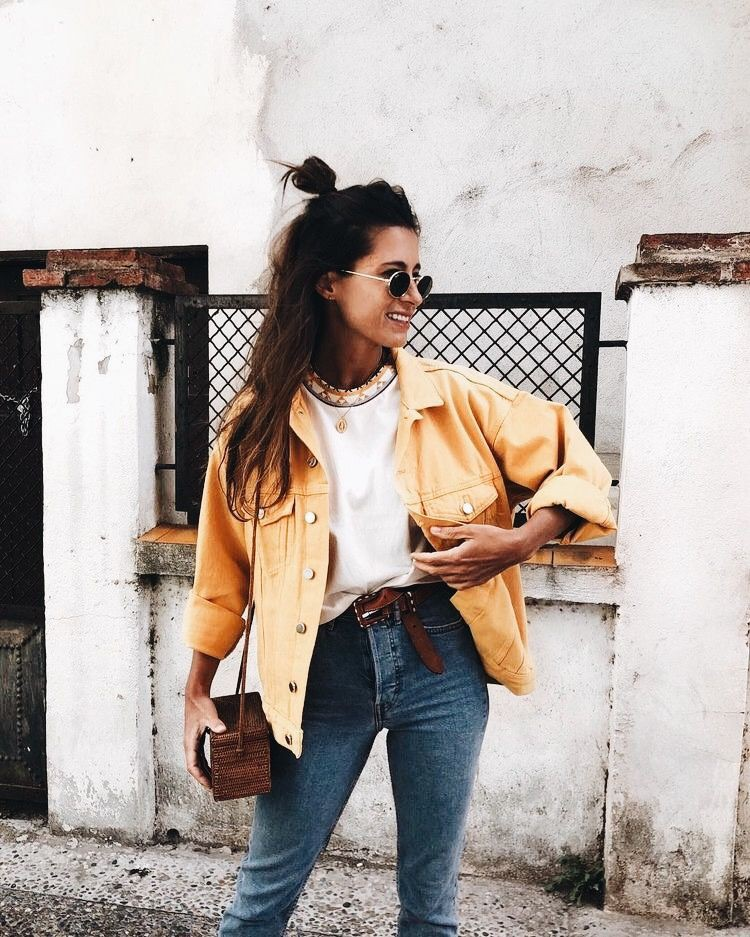 Stylish Outfits With Denims For Girls – Casual Attire