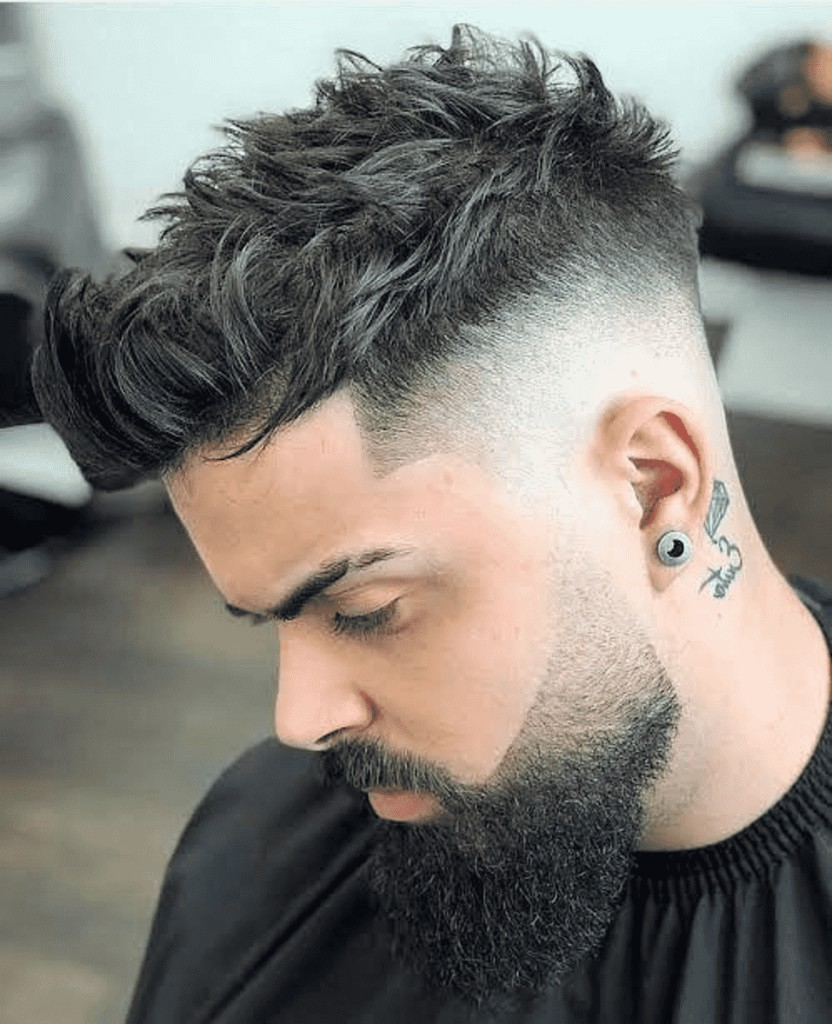 How to Fade a Beard Like A Champ | Taper A Beard The Right Way | Outfit | ,  ,