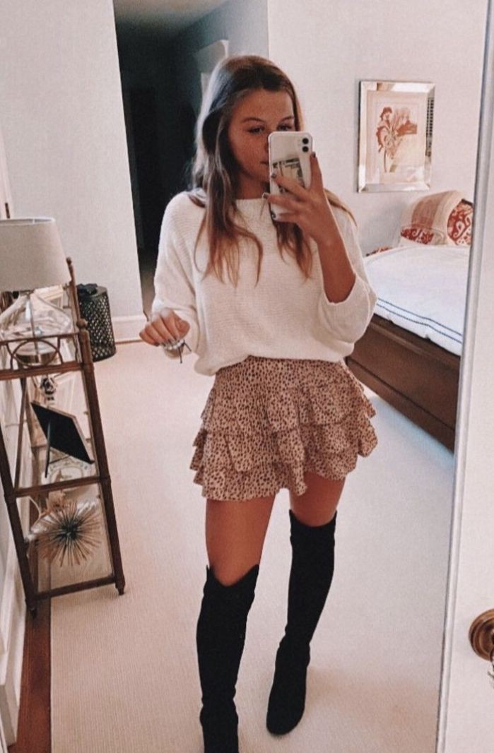 Stylish Comfy Outfit For Girls