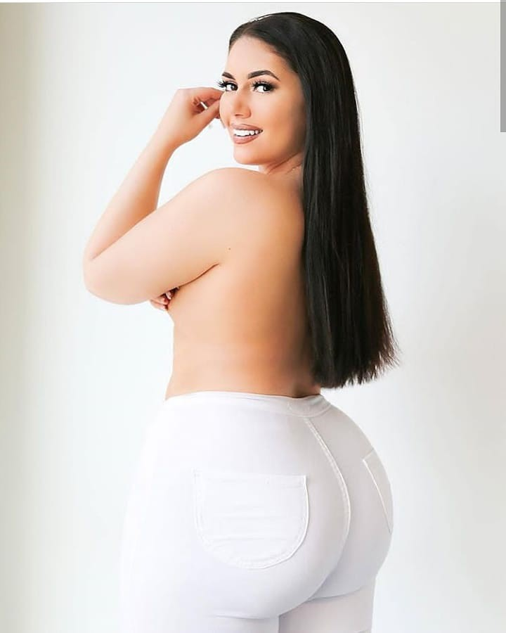 Hot Plus-Size Instagram Models Latest Pictures