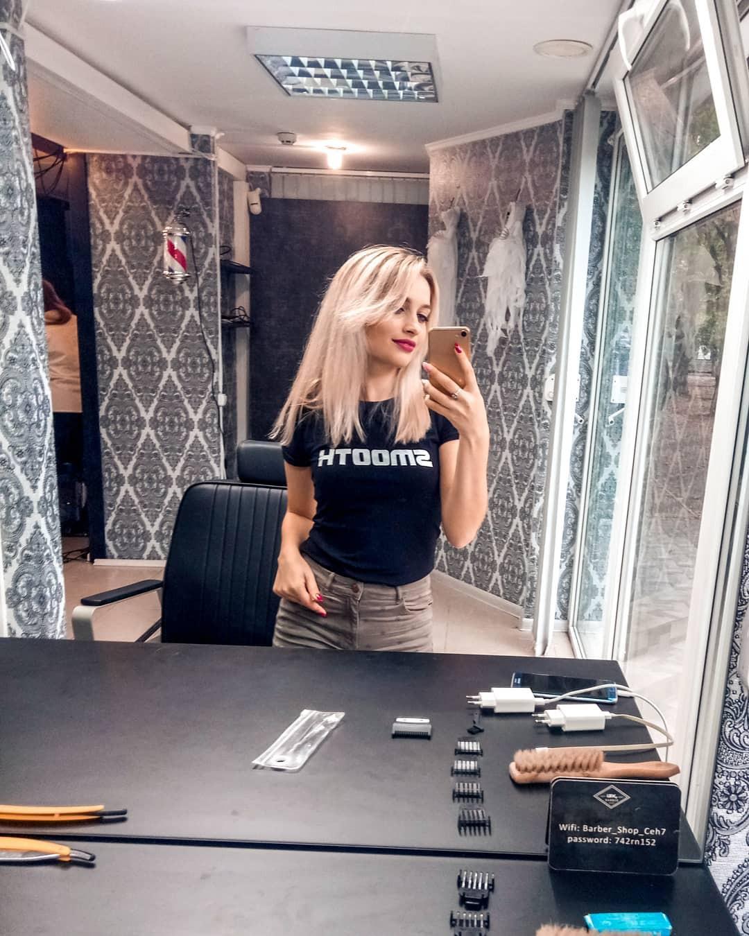 Aleksandra Glance hot girls photoshoot, beautiful girls pictures, in blond hairs