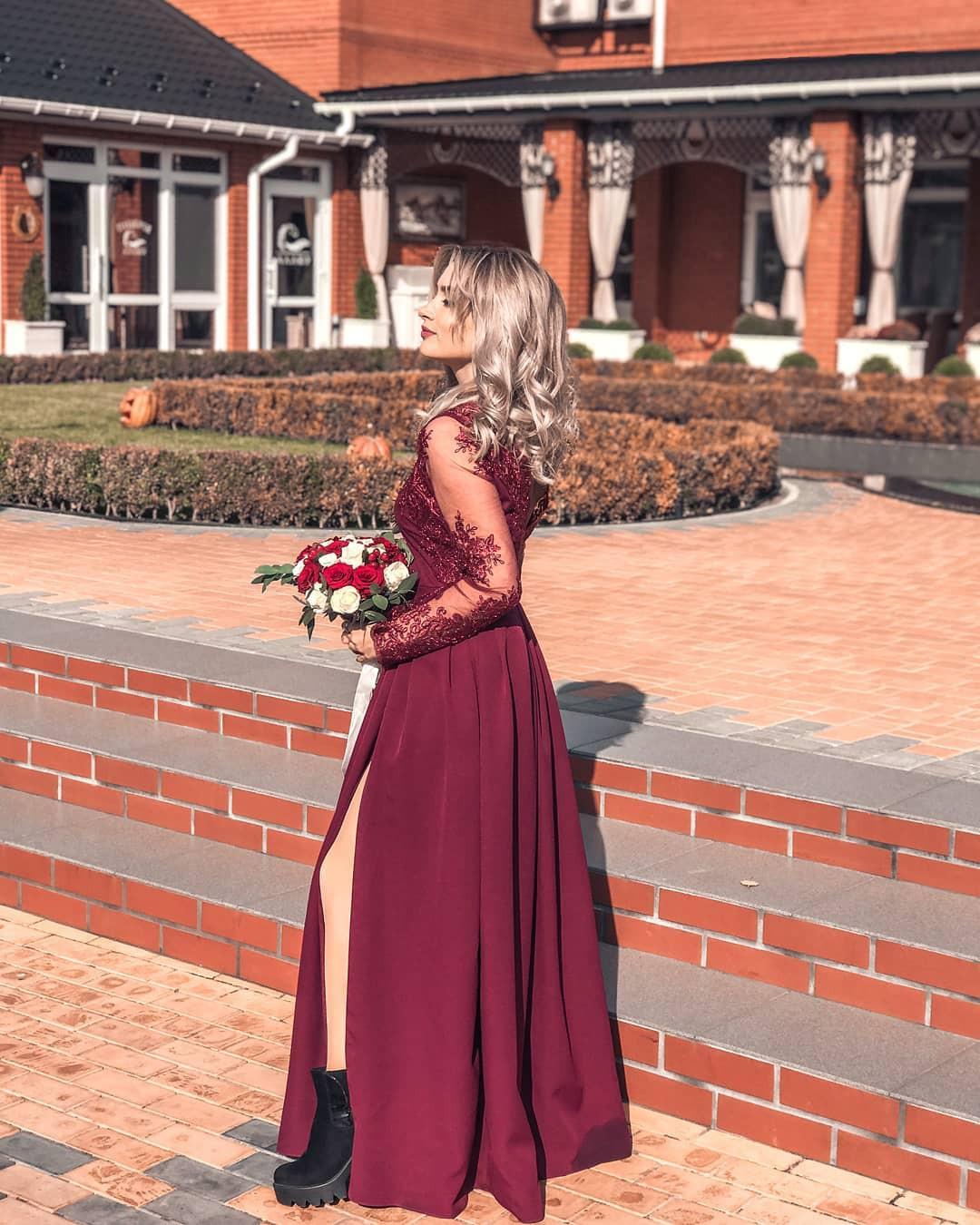 Aleksandra Glance dress, gown formal wear outfits for women