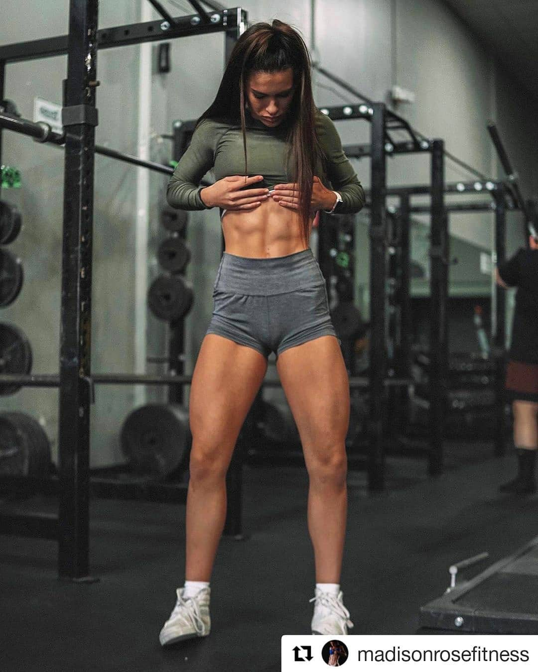 Girls with Abs female thighs, hot legs picture, muscle pic