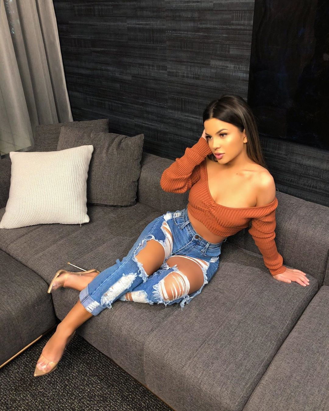 Jem denim, jeans colour outfit, you must try, hot girls thighs