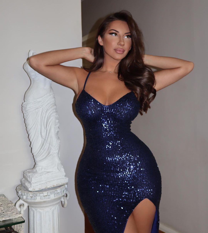 Anastazia cocktail dress matching dress, hot legs girls