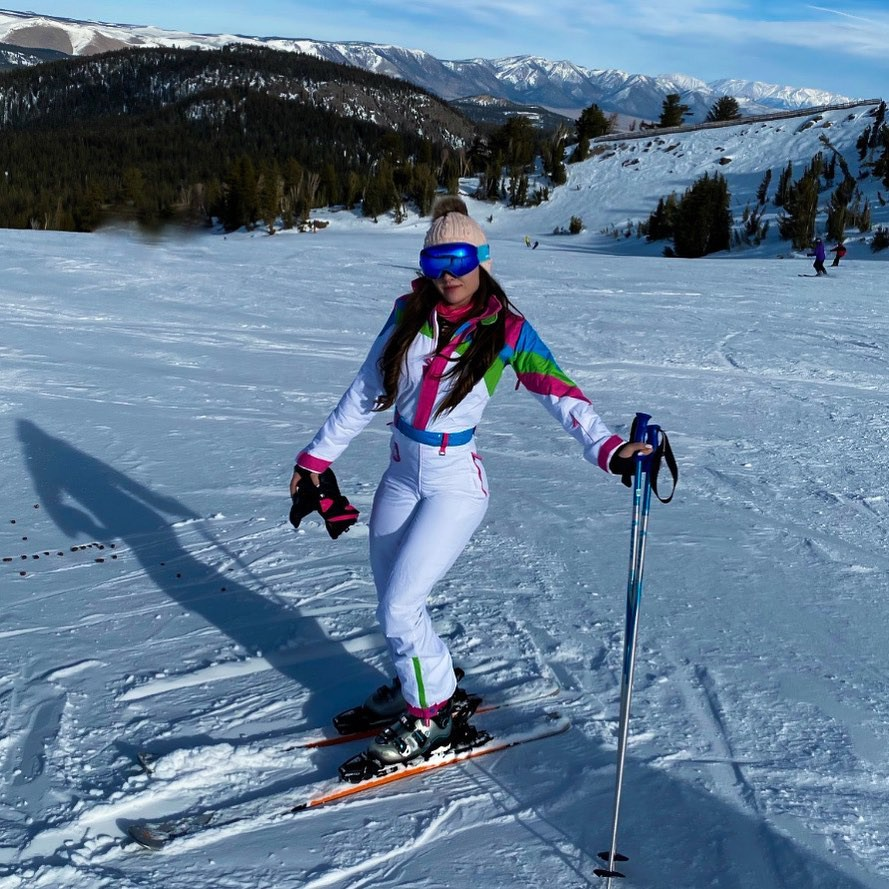 Caitlin Rice, cross-country skiing, outdoor recreation, ski equipment