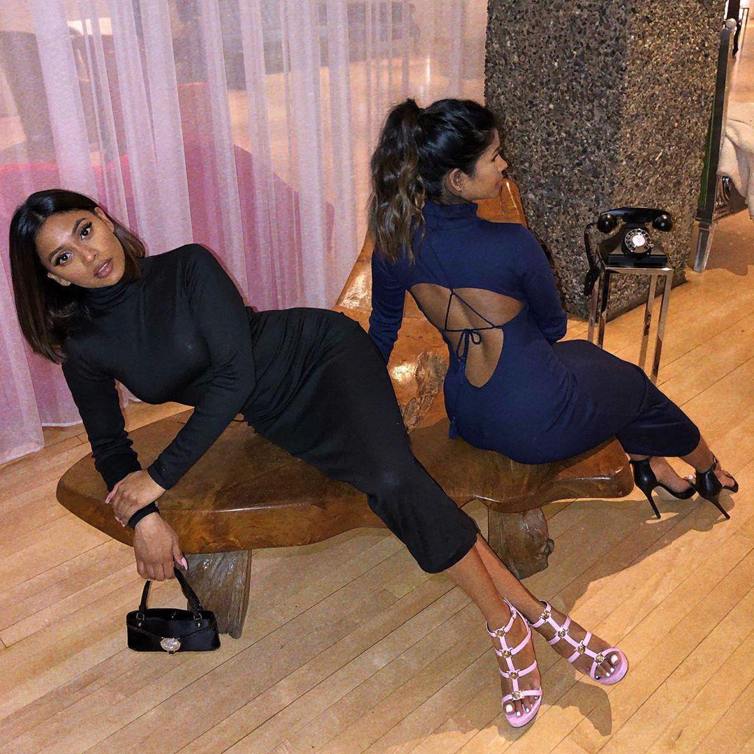 Anoushka Mehta sportswear matching style, female thighs, hot legs