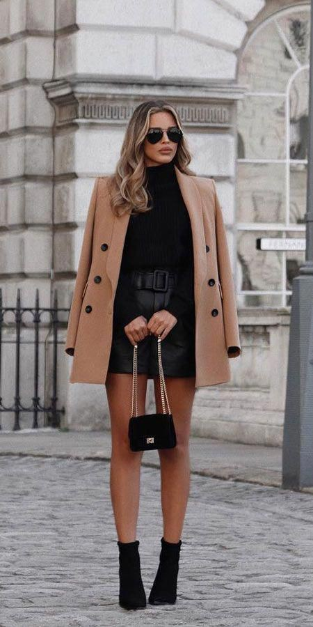 Colour outfit, you must try winter clothes inspiration, winter clothing, street fashion, trench coat