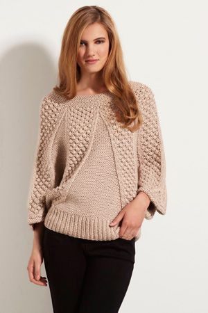beige classy outfit with sweater, blouse, top