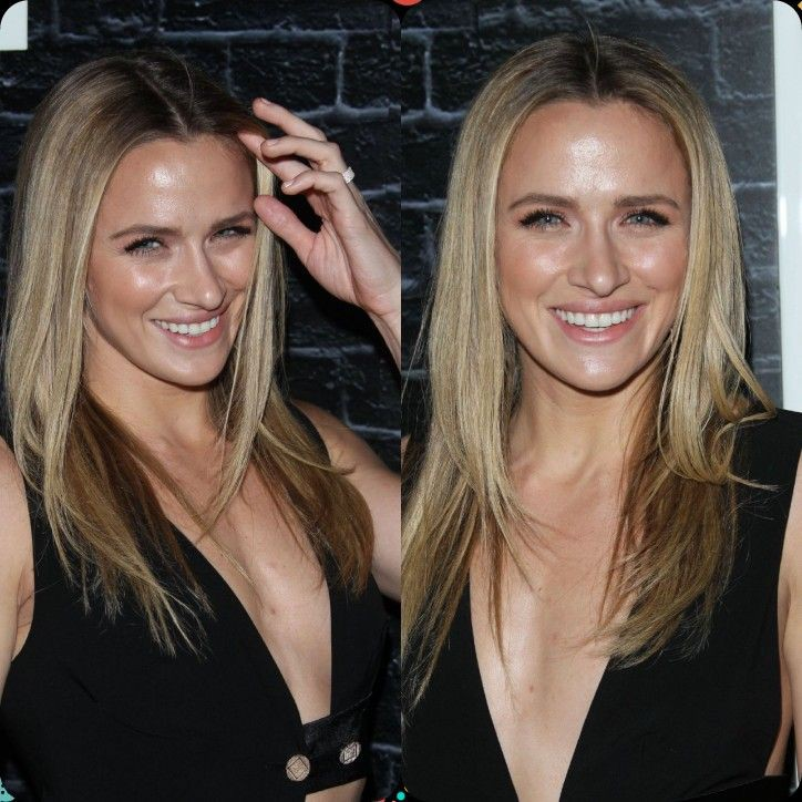 Shantel VanSanten blond hairs, Girls With Cute Face, Woman Long Hair Style