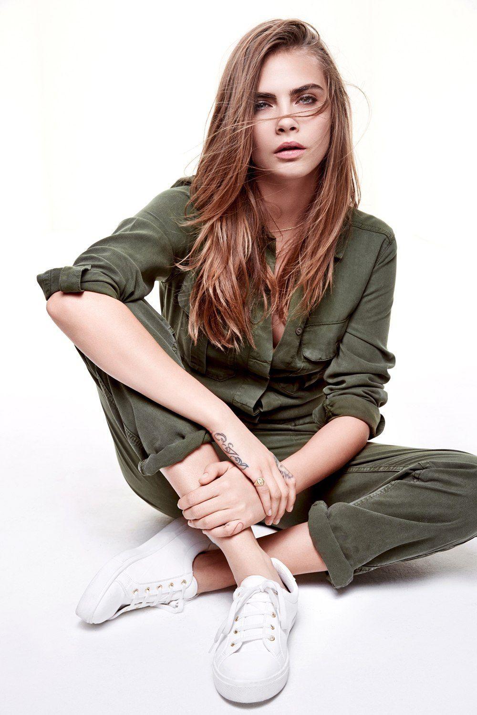 Style outfit zalando cara delevingne, cara delevingne, fashion model, photo shoot
