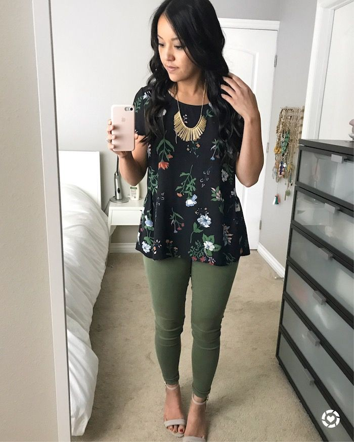 Colour outfit ideas 2020 summer teacher outfits