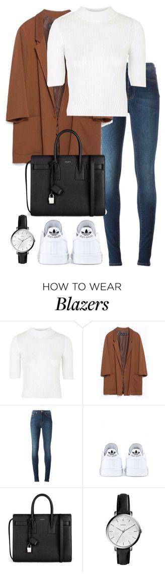 White beautiful clothing ideas with sweater, leather, jacket