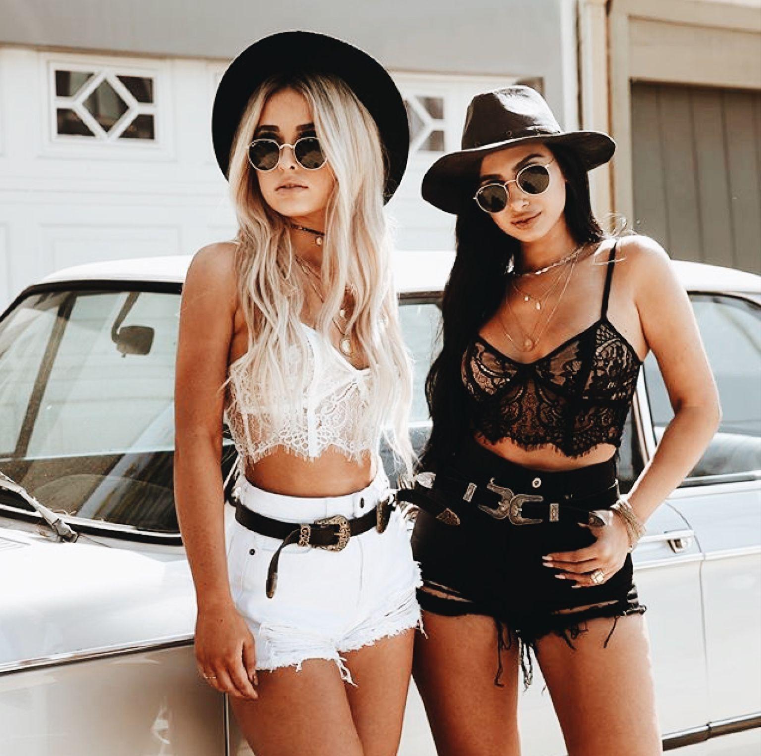 white outfits for girls with sleeveless shirt, shorts, sunglasses, eyewear
