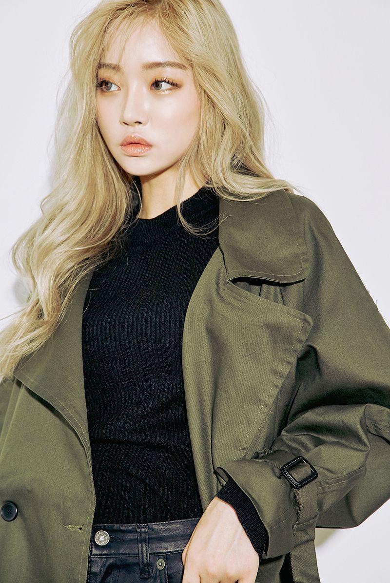 Colour outfit, you must try kim sae eun kim sae ron, ulzzang fashion