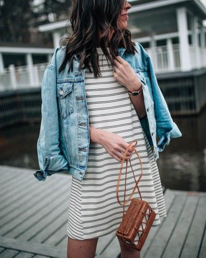 Turquoise dresses ideas with jean jacket, jacket, denim