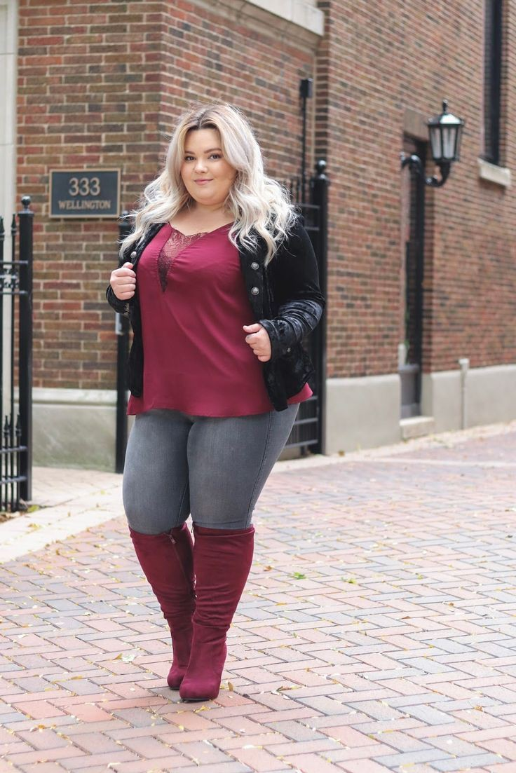 Plus size model boots plus size clothing, plus size model, knee high boot