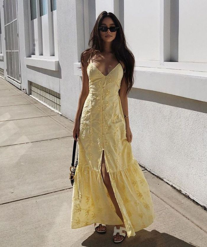 Yellow outfit Pinterest with cocktail dress, wedding dress, dress