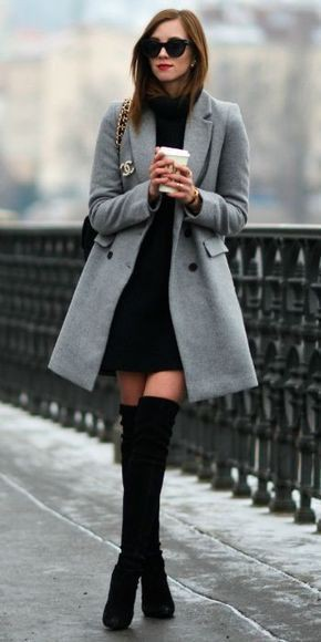 Colour outfit, you must try with overcoat, coat