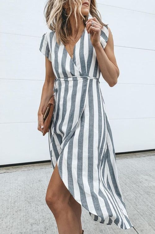 White colour ideas with boho dress, wrap dress, dress