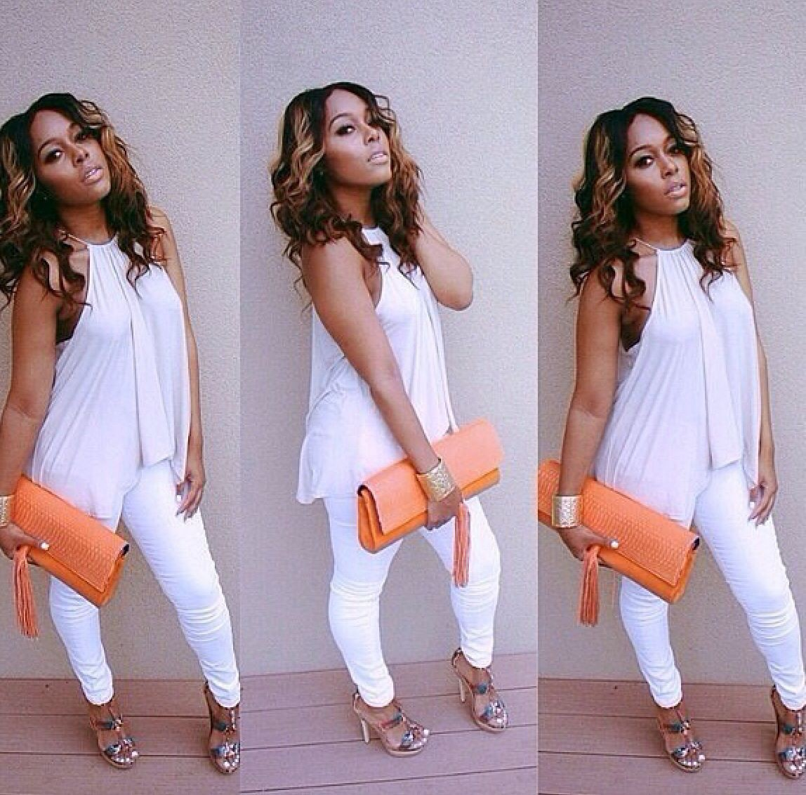All white party outfits for ladies