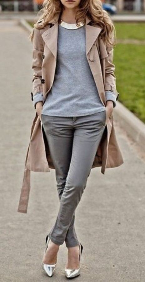 Beige and brown dresses ideas with business casual, fashion accessory, trench coat, workwear