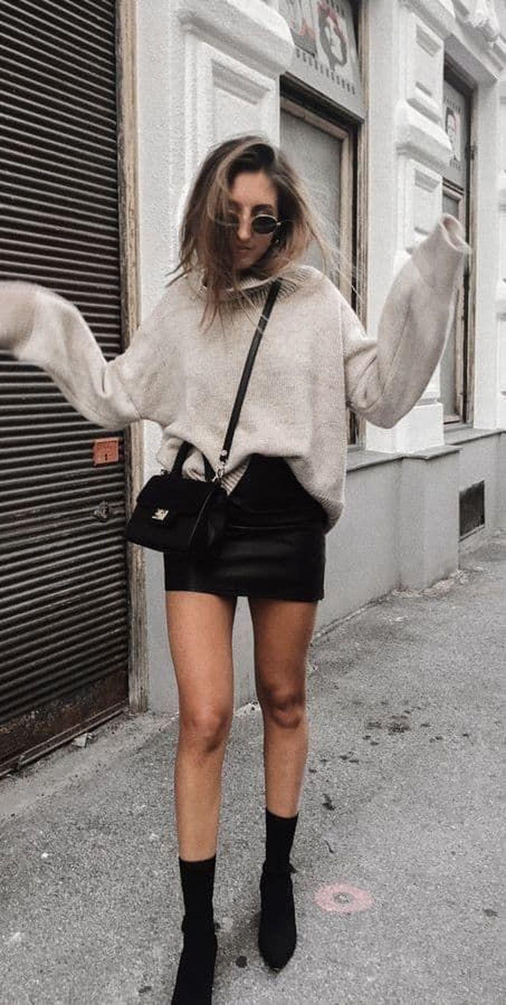 Colour ideas with denim skirt, jacket, shorts