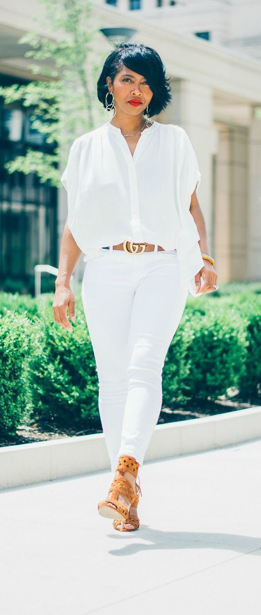 All white outfit ideas for party