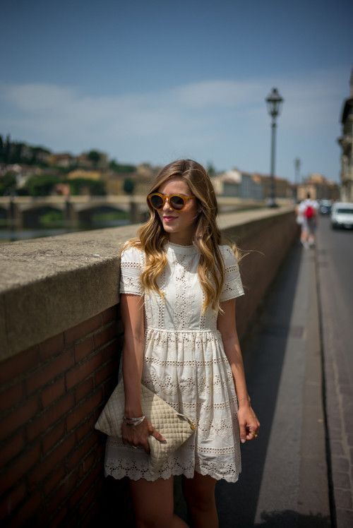 White vogue ideas with trousers, skirt, jeans