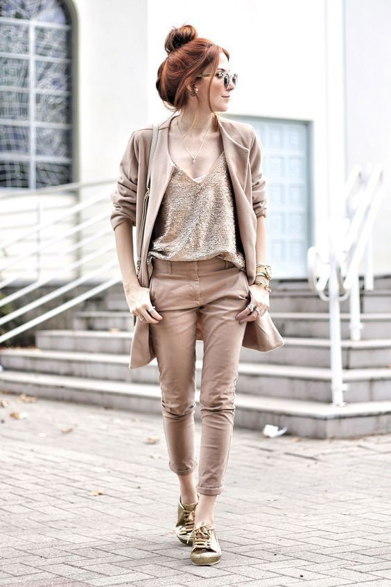Outfit Stylevore looks monocromáticos, monochrome painting, street fashion