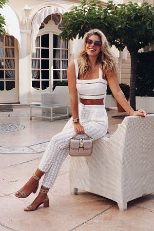 Summer outfits for monaco, natasha oakley, fashion model, photo shoot