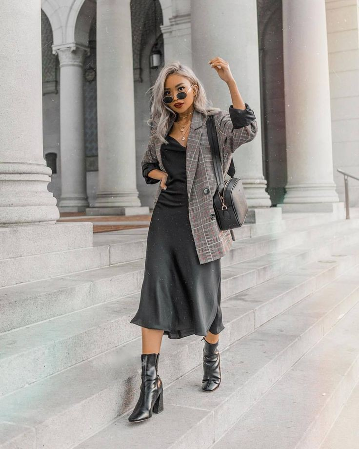Outfit ideas with dress overcoat, jacket, blazer