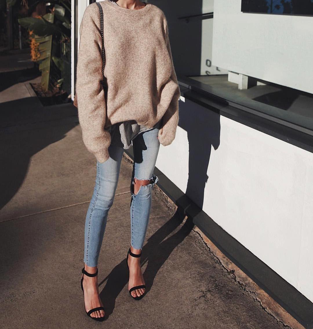 Colour dress with jacket, denim, jeans