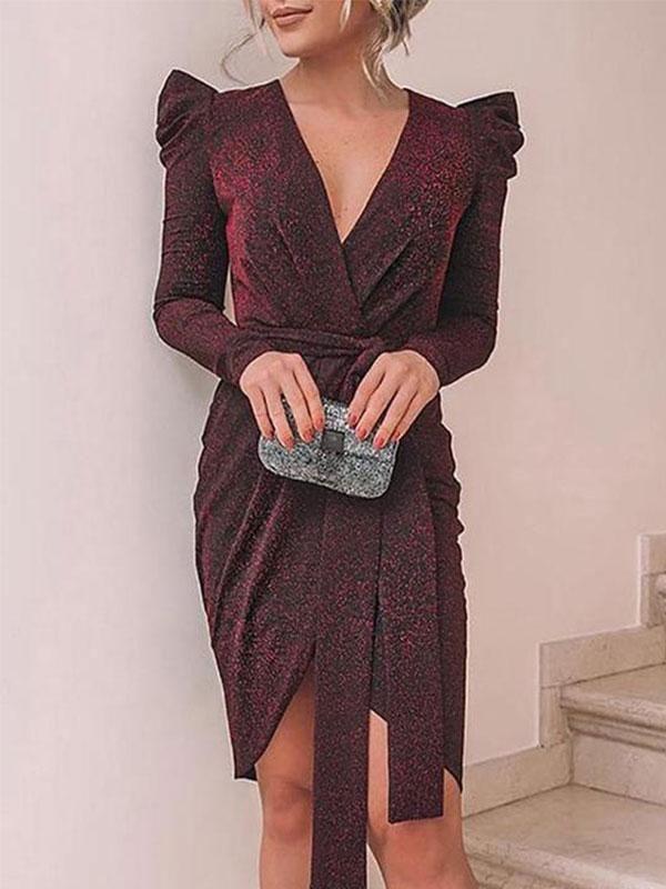 Clarissa Archer dress colour dress, legs photo, outfit ideas