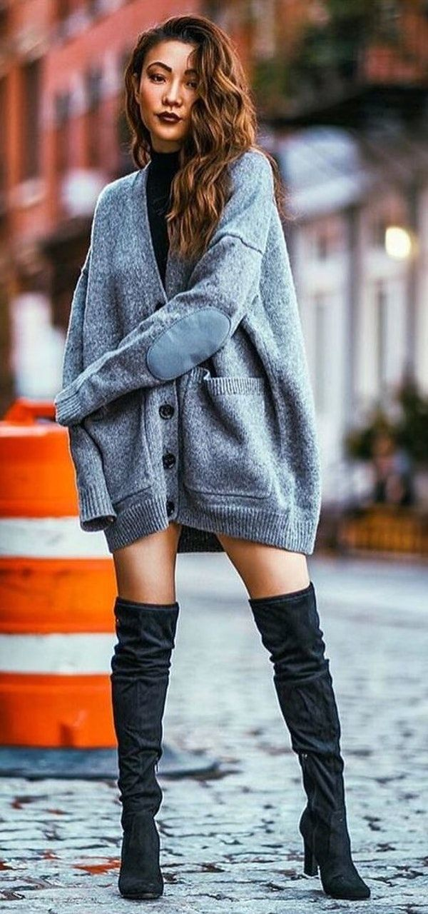 Trendy clothing ideas with denim, jeans, coat