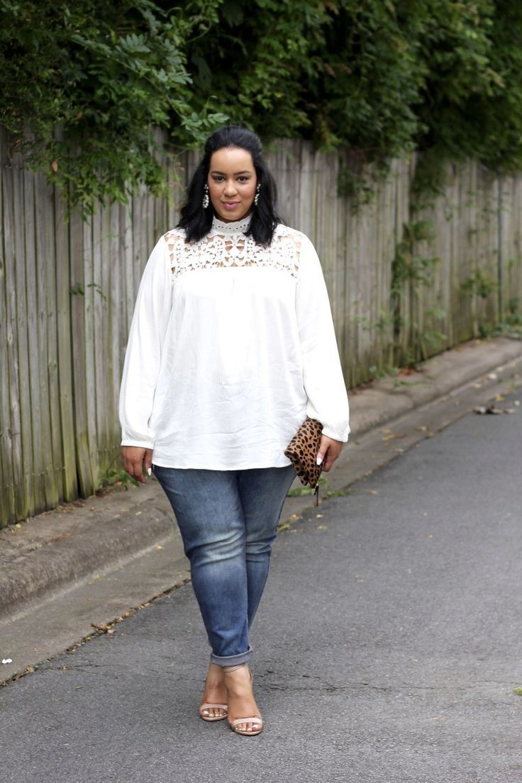 Outfit ideas for plus size ladies