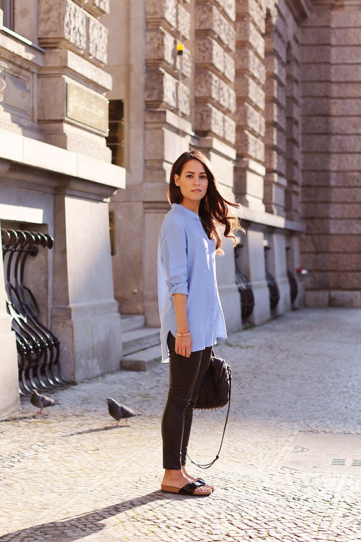 White outfit Pinterest with leggings, denim, jeans