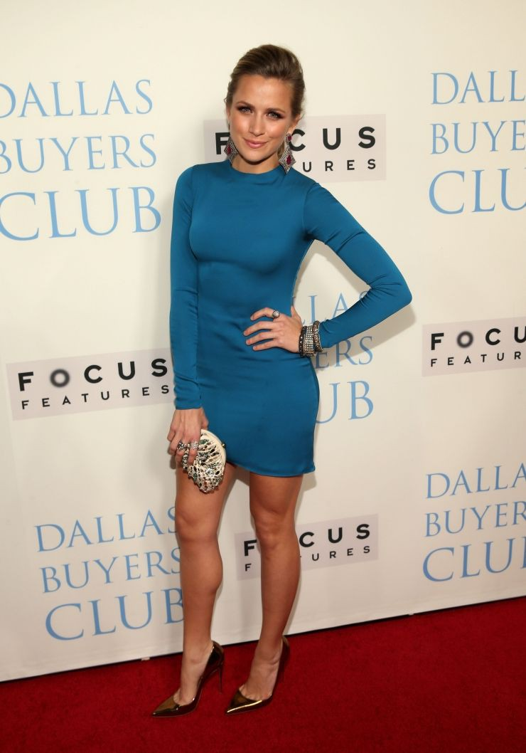 Electric blue and cobalt blue cocktail dress, cute and sexy Hairstyle